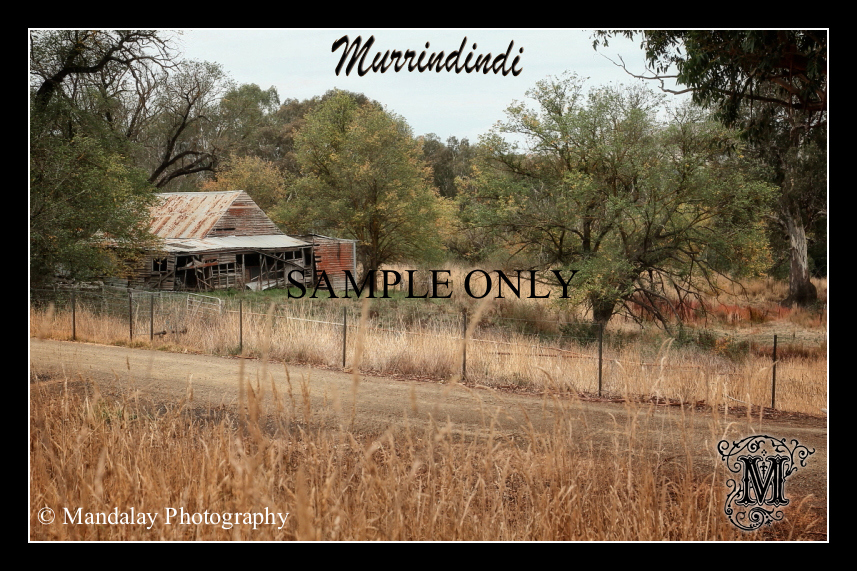 Murrindindi landscape stock photo - Mandalay Photography